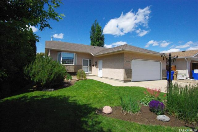 1339 Maple Leaf Crescent N, Regina, SK S4X 4N5 (MLS #SK773898) :: The A Team