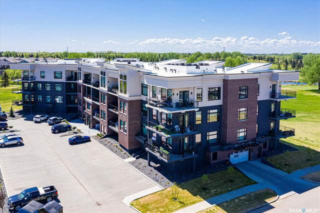 404 Cartwright Street #201, Saskatoon, SK S7T 0W6 (MLS #SK840572) :: The A Team