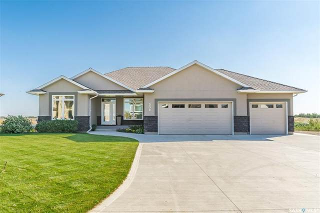 306 Greenbryre Lane, Greenbryre, SK S7V 0H8 (MLS #SK826672) :: The A Team