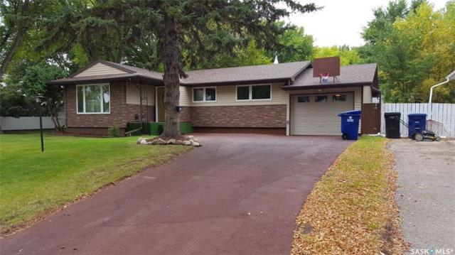 140 Salisbury Drive, Saskatoon, SK S7H 3J7 (MLS #SK715240) :: The A Team