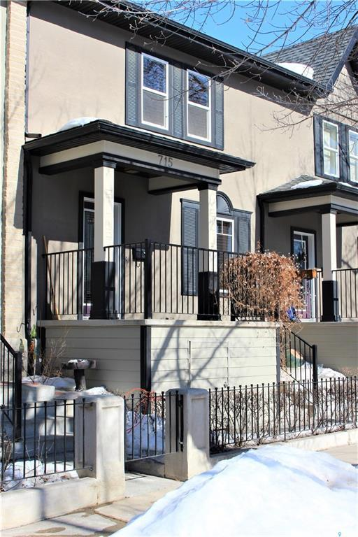 715 14th Street E, Saskatoon, SK S7N 0P6 (MLS #SK722943) :: The A Team