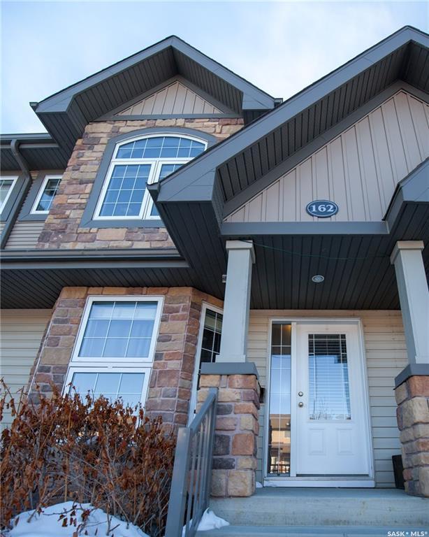 615 Stensrud Road #162, Saskatoon, SK S7W 0A2 (MLS #SK723308) :: The A Team