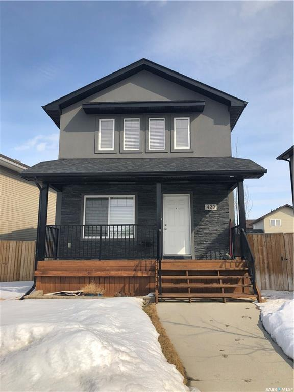 423 Klassen Lane, Saskatoon, SK S7R 0G2 (MLS #SK723527) :: The A Team