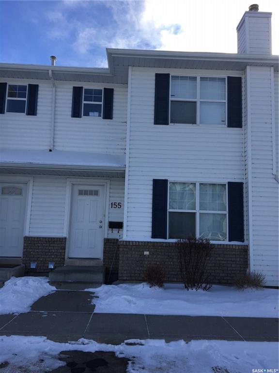203 Herold Terrace #155, Saskatoon, SK S7V 1H4 (MLS #SK725905) :: The A Team