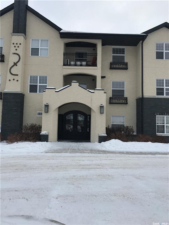 211 Ledingham Street #112, Saskatoon, SK S7V 0C5 (MLS #SK726834) :: The A Team