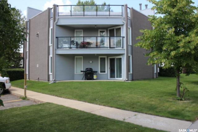 306 Tait Crescent #102, Saskatoon, SK S7H 5L2 (MLS #SK727458) :: The A Team