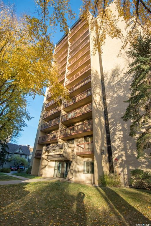 430 5th Avenue N #803, Saskatoon, SK S7K 6Z2 (MLS #SK732425) :: The A Team