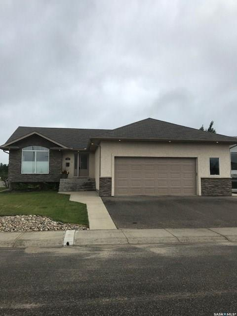 605 Chura Court, Prince Albert, SK S6V 8E4 (MLS #SK739770) :: The A Team