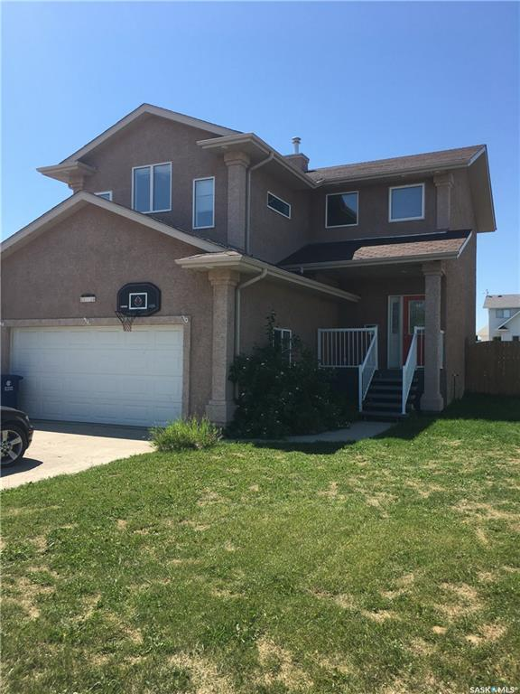 621 Crystal Springs Drive, Warman, SK S0K 4S0 (MLS #SK740341) :: The A Team