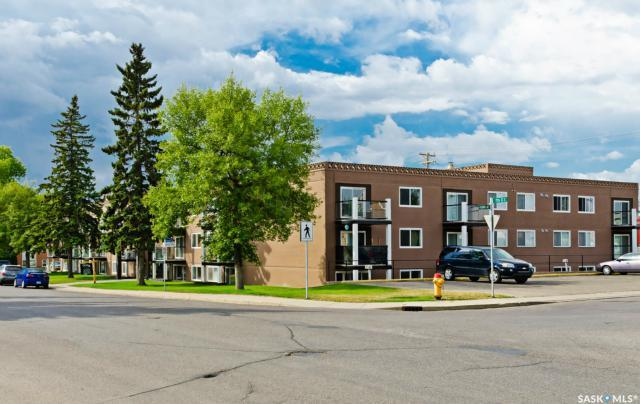 2707 7TH Street E #8, Saskatoon, SK S7H 1A7 (MLS #SK747257) :: The A Team