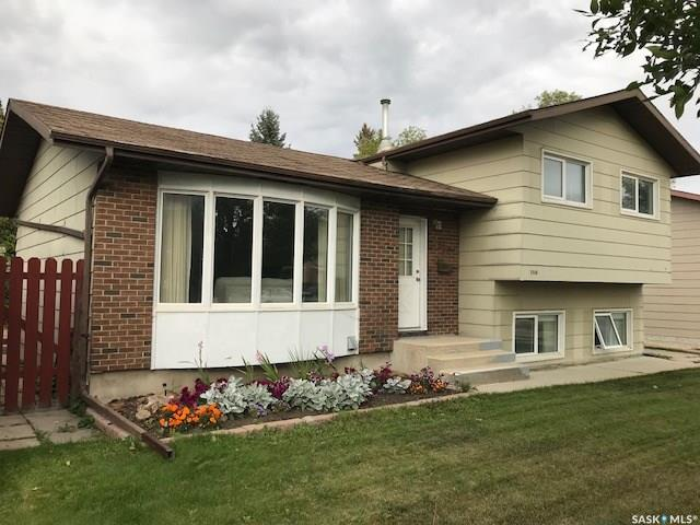 1510 Mckercher Drive, Saskatoon, SK S7H 5J9 (MLS #SK747492) :: The A Team