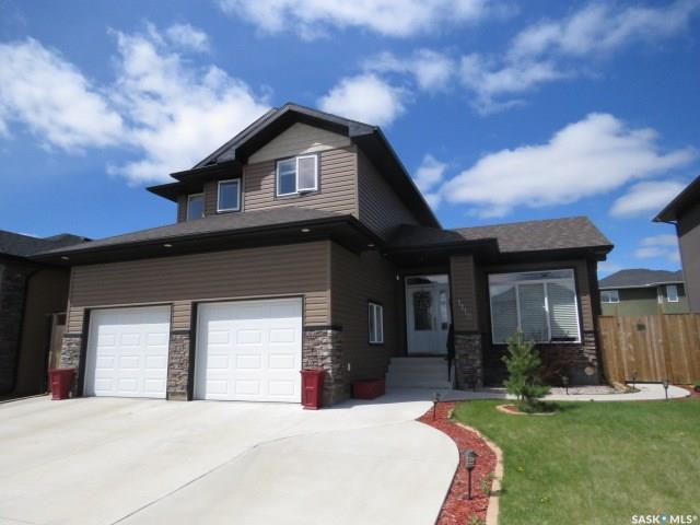 1110 Shepherd Way, Saskatoon, SK S7W 0B2 (MLS #SK750499) :: The A Team