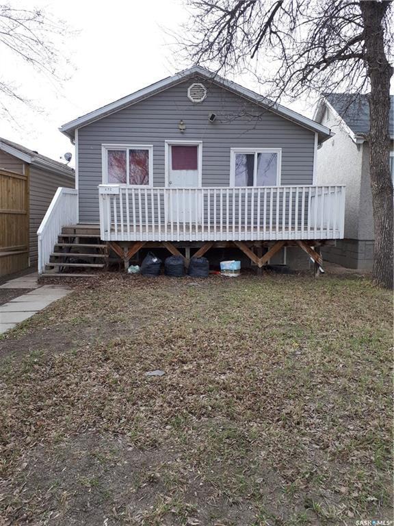 372 Hamilton Street, Regina, SK S4R 2A6 (MLS #SK750587) :: The A Team