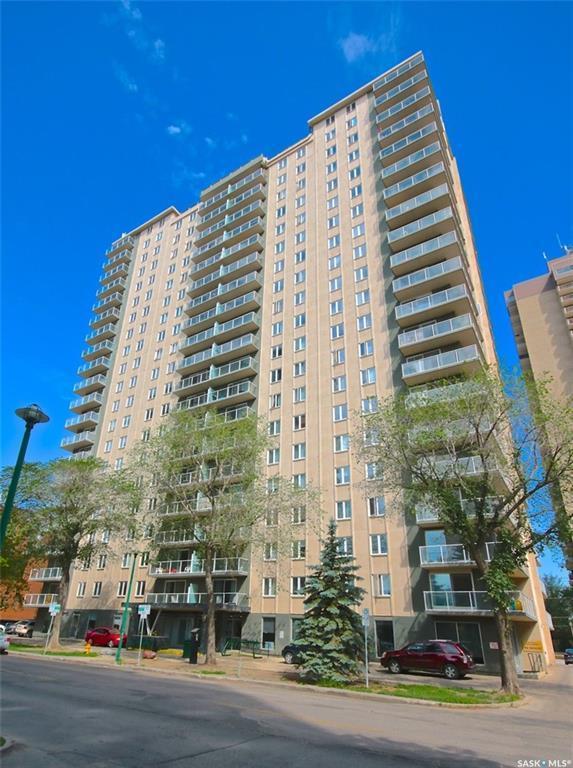 320 5th Avenue N #708, Saskatoon, SK S7K 2P5 (MLS #SK751014) :: The A Team