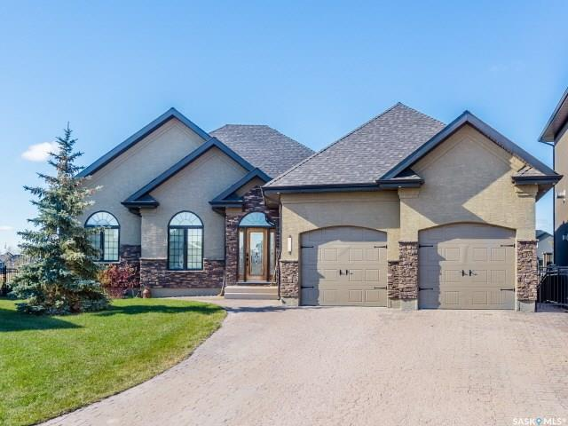 709 Rosewood Court, Warman, SK S0K 4S2 (MLS #SK751039) :: The A Team