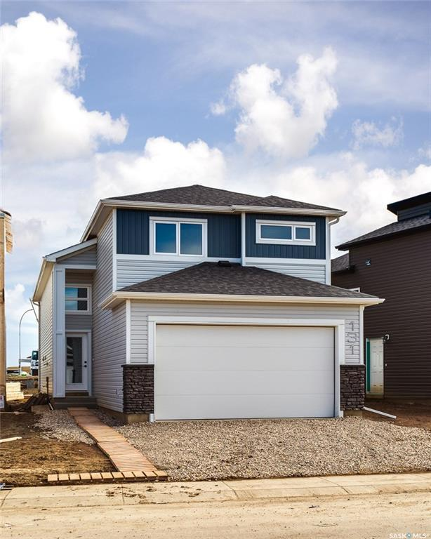 131 Burgess Crescent, Saskatoon, SK S7V 0H2 (MLS #SK751151) :: The A Team