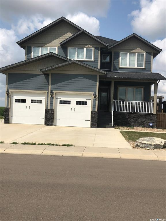 848 Prestwick Drive, Swift Current, SK S9H 1J2 (MLS #SK755730) :: The A Team