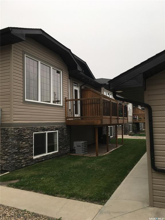 108 Hiebert Crescent #3, Martensville, SK S0K 2T0 (MLS #SK756143) :: The A Team