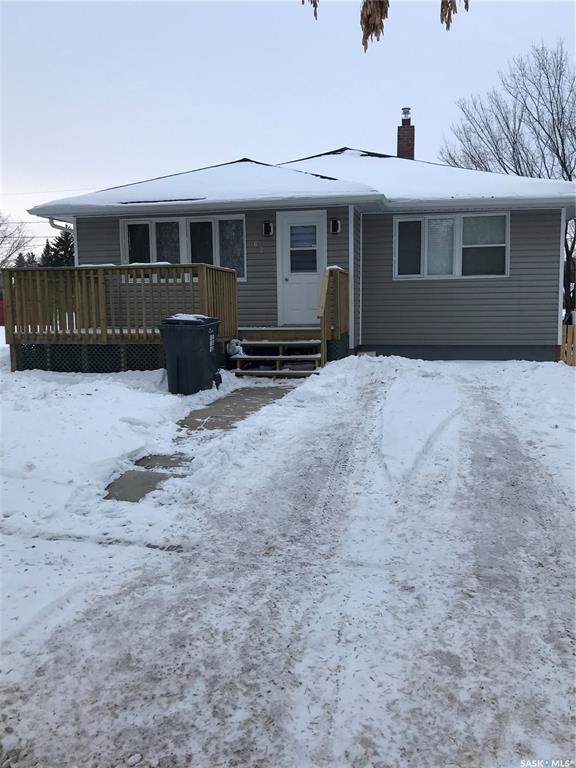 62 Agricultural Avenue, Yorkton, SK S3N 1S1 (MLS #SK757176) :: The A Team