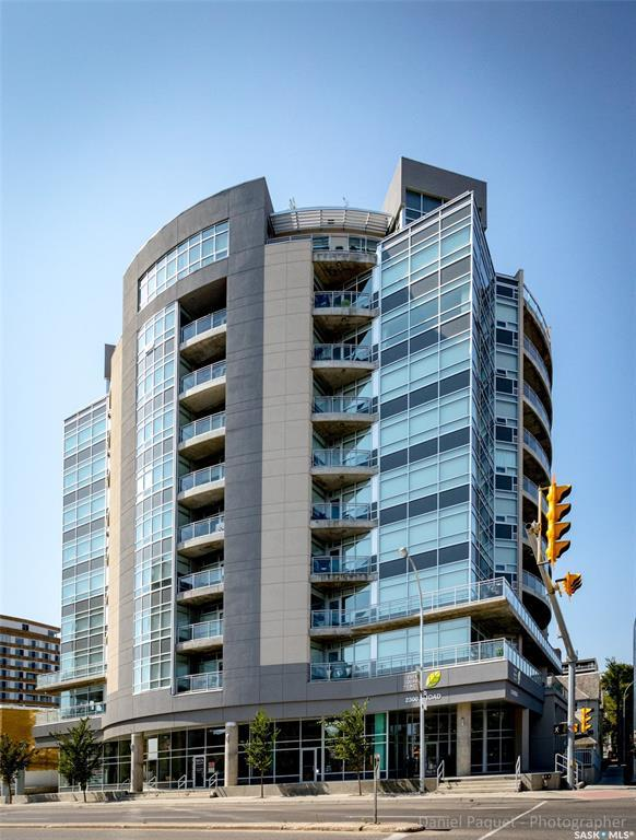 2300 Broad Street #502, Regina, SK S4P 1Y8 (MLS #SK757263) :: The A Team