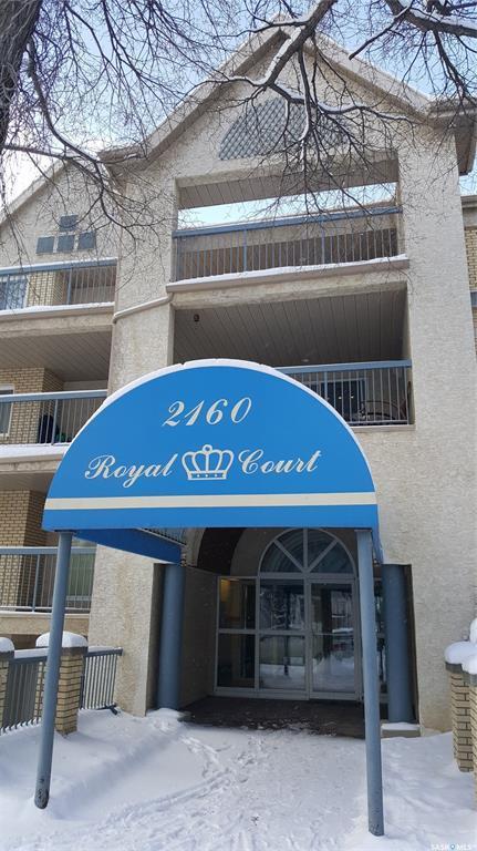 2160 Cornwall Street #303, Regina, SK S4P 2K7 (MLS #SK759099) :: The A Team