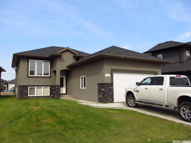 155 Schumacher Bay, Saskatoon, SK S7L 1S4 (MLS #SK767270) :: The A Team