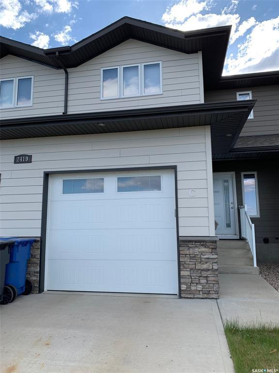 2419C Henderson Drive, North Battleford, SK S9A 0Y3 (MLS #SK775647) :: The A Team