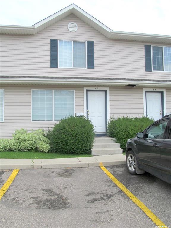 809 Kristjanson Road #48, Saskatoon, SK S7S 1M8 (MLS #SK781843) :: The A Team