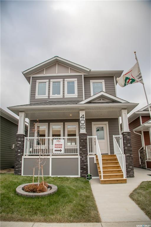 406 Stilling Way, Saskatoon, SK S7V 0P4 (MLS #SK783049) :: The A Team