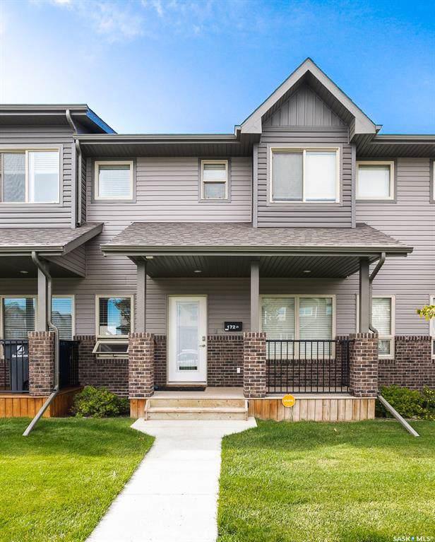 172 Rosewood Gate N, Saskatoon, SK S7V 0K9 (MLS #SK787605) :: The A Team