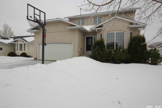 118 Copland Court, Saskatoon, SK S7H 5R3 (MLS #SK796001) :: The A Team