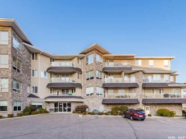 405 Cartwright Street #205, Saskatoon, SK S7T 0C8 (MLS #SK797655) :: The A Team