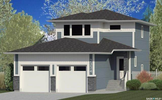 2334 Rosewood Drive, Saskatoon, SK S7V 0S2 (MLS #SK803975) :: The A Team
