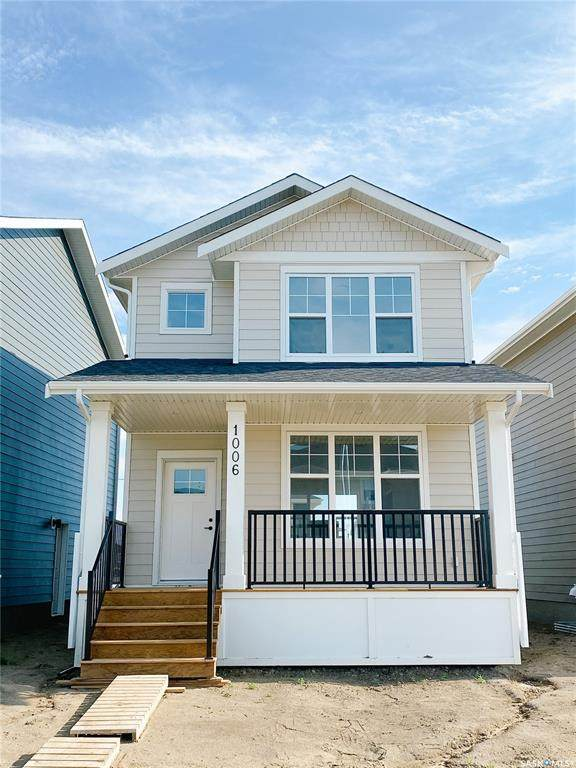 1006 Stilling Street, Saskatoon, SK S7V 0X2 (MLS #SK816884) :: The A Team