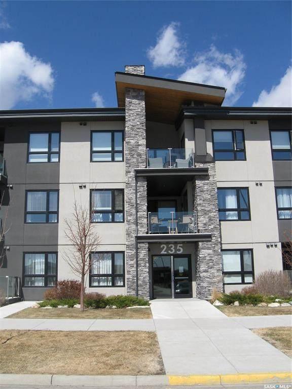 235 Evergreen Square #214, Saskatoon, SK S7W 0T9 (MLS #SK817259) :: The A Team