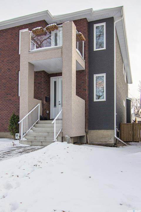 522A 6th Street E, Saskatoon, SK S7H 1C1 (MLS #SK833412) :: The A Team