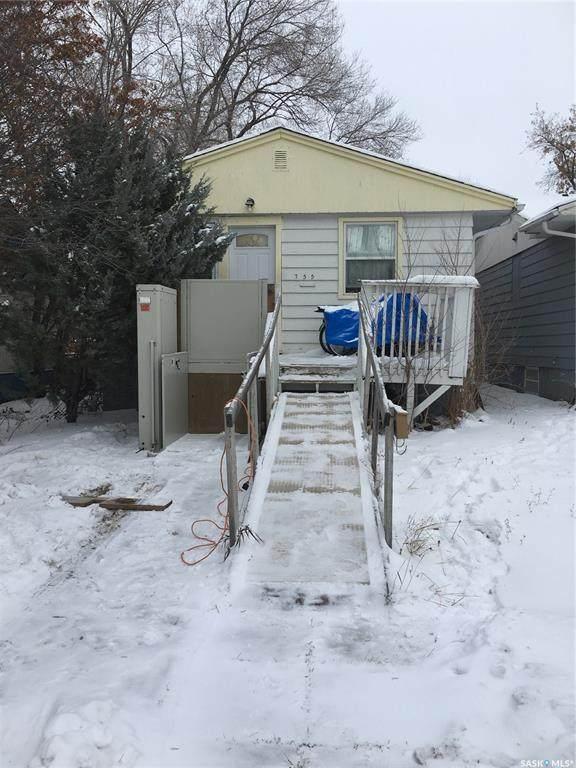 755 Cameron Street, Regina, SK S4T 2S5 (MLS #SK833711) :: The A Team