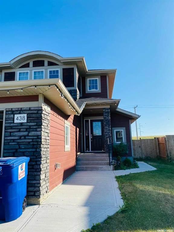 438 Pichler Crescent, Saskatoon, SK S7V 0H2 (MLS #SK833882) :: The A Team