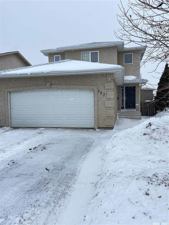 323 Stensrud Road, Saskatoon, SK S7W 1C1 (MLS #SK834072) :: The A Team