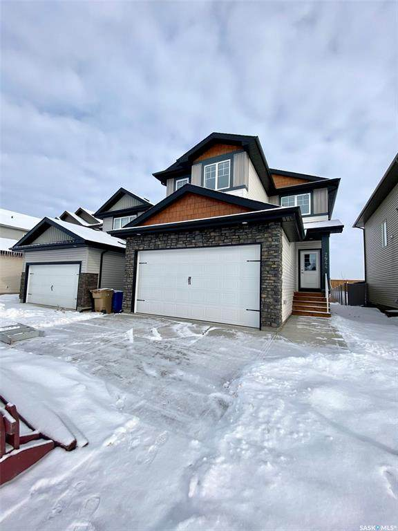 7944 Barley Crescent, Regina, SK S4Y 0E6 (MLS #SK834093) :: The A Team