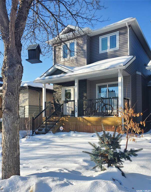 1519 Prince Of Wales Avenue, Saskatoon, SK S7K 3E1 (MLS #SK838944) :: The A Team