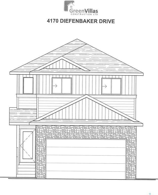 4170 Diefenbaker Drive, Saskatoon, SK S7L 6W8 (MLS #SK839944) :: The A Team