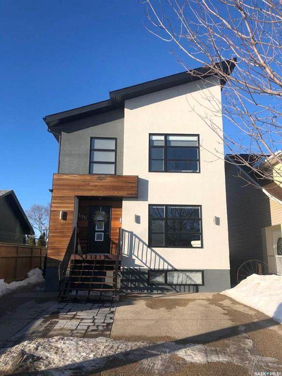 1011 4th Street E, Saskatoon, SK S7H 1K6 (MLS #SK843202) :: The A Team