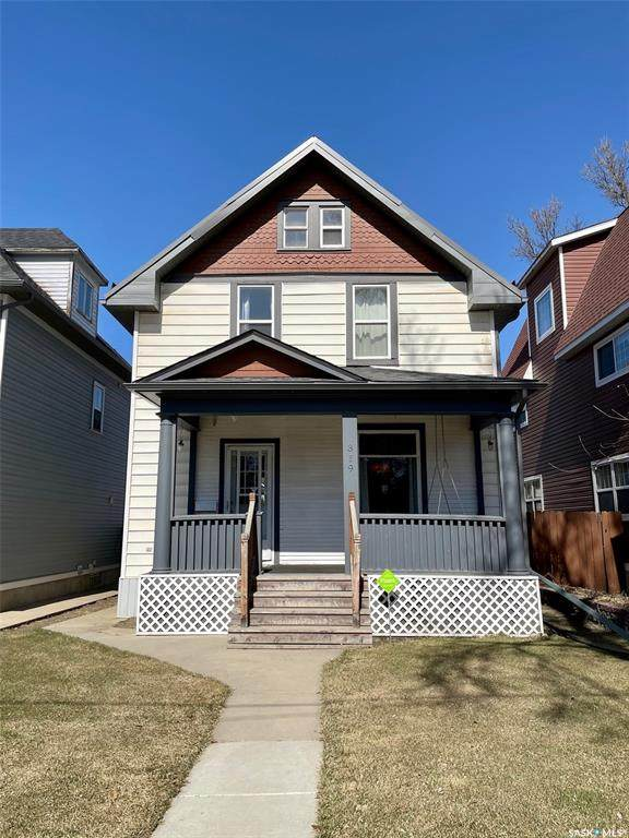 319 8th Street E, Saskatoon, SK S7H 0P4 (MLS #SK849674) :: The A Team