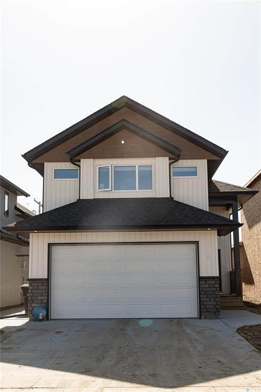 310 Burgess Crescent, Saskatoon, SK S7V 0S3 (MLS #SK856869) :: The A Team