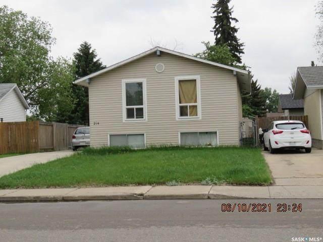 214 Boychuk Drive, Saskatoon, SK S7H 4Z1 (MLS #SK859572) :: The A Team