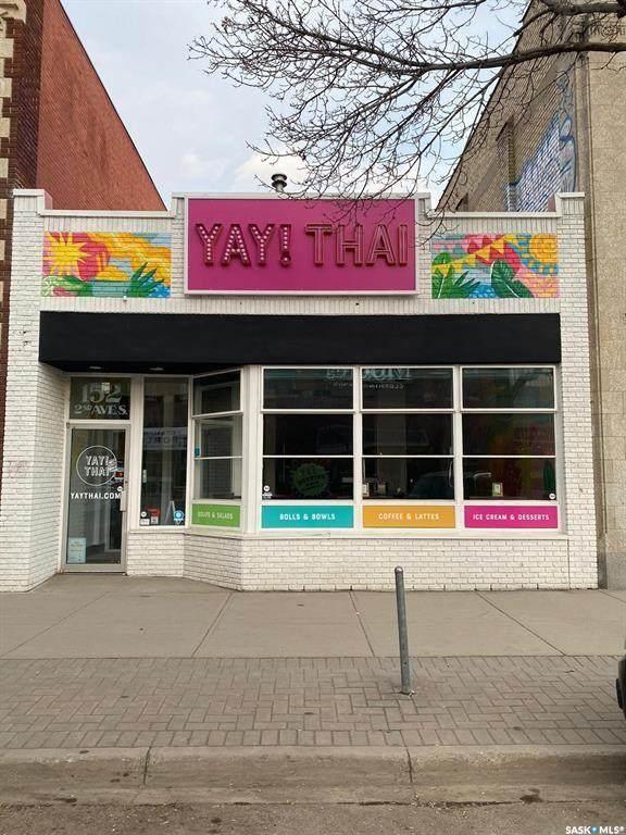 152 2nd Avenue S, Saskatoon, SK S7K 1K5 (MLS #SK864007) :: The A Team