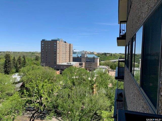311 6th Avenue N #1002, Saskatoon, SK S7K 7A9 (MLS #SK874173) :: The A Team