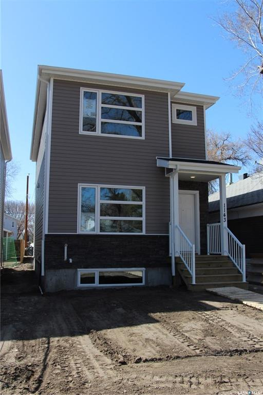 1143 K Avenue S, Saskatoon, SK S7M 2G4 (MLS #SK729696) :: The A Team