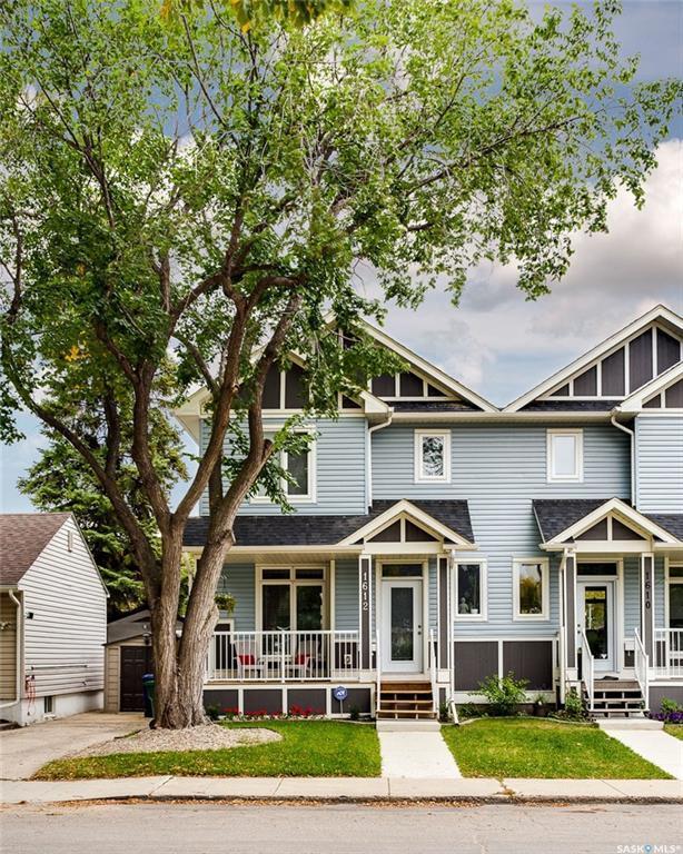 1612 Edward Avenue, Saskatoon, SK S7K 3B6 (MLS #SK746447) :: The A Team